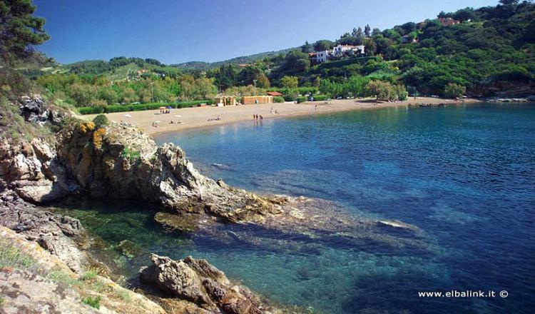 Spiaggia di Barbarossa - Isola d'Elba