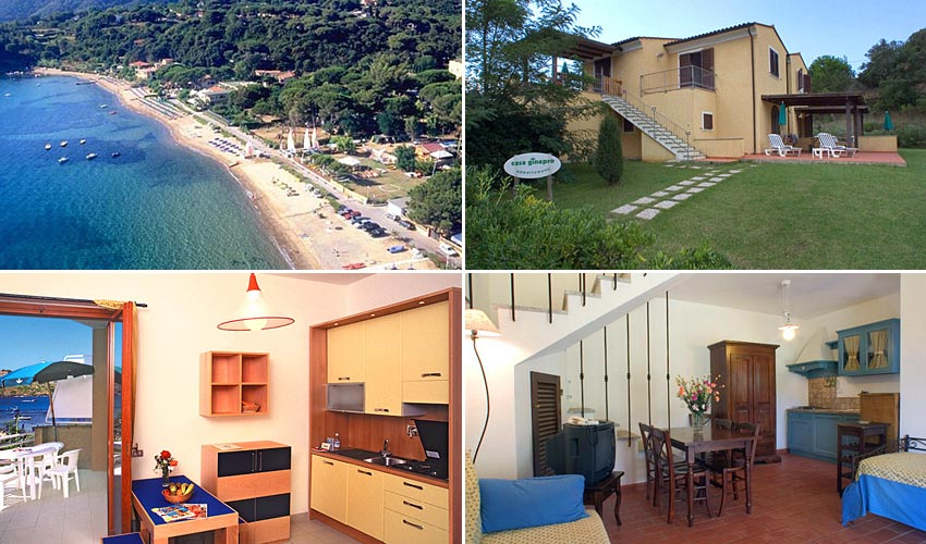 Appartamenti Tamerici a Naregno