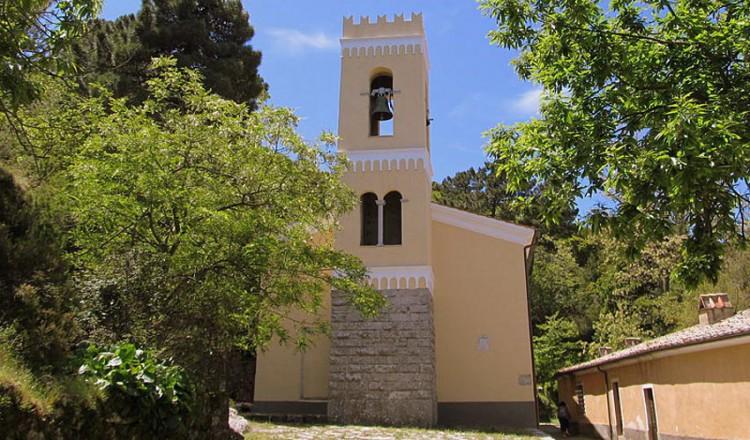 Chiesa della Madonna del Monte a Marciana - Isola d'Elba