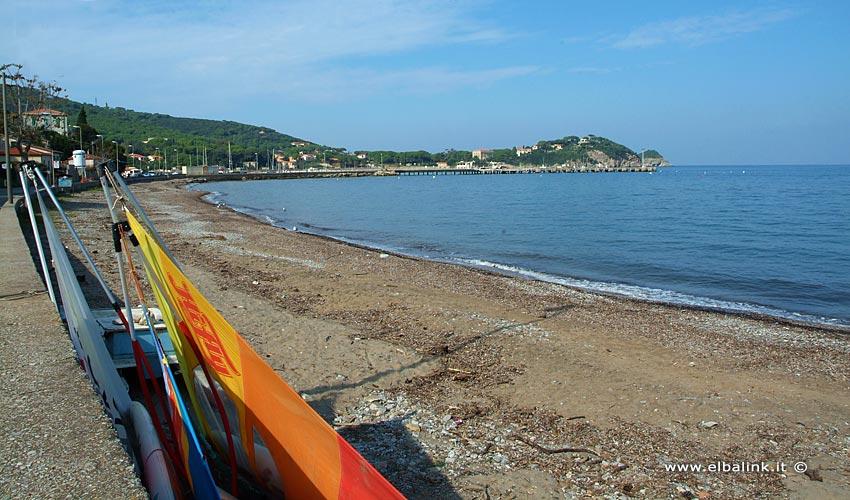 Spiaggia di San Bennato - Isola d'Elba