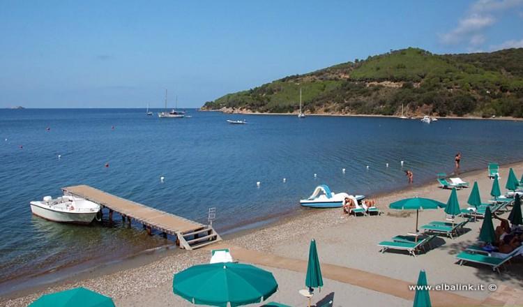 Der Strand von Ottone | Strände Insel Elba, Portoferraio