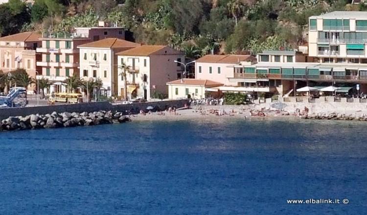 Spiaggia ella Pianotta - Isola d'Elba