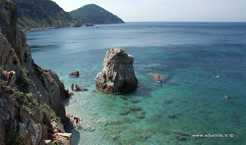 Spiaggia della Sorgente - Isola d'Elba