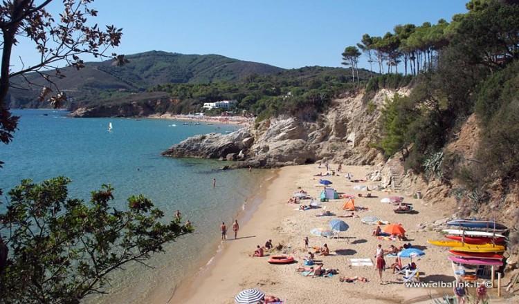 Spiaggia delle Calanchiole - Isola d'Elba