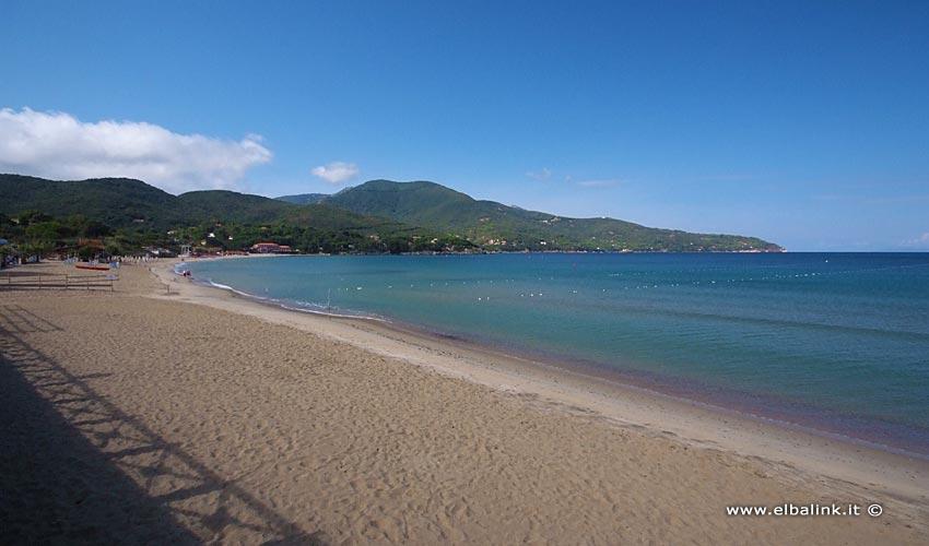Spiaggia di Campo all'Aia - Isola d'Elba