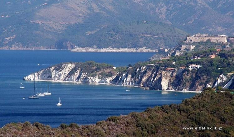 Spiaggia di Capo Bianco - Isola d'Elba