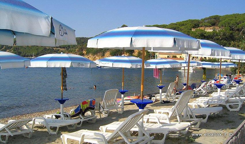 Spiaggia di Magazzini - Isola d'Elba