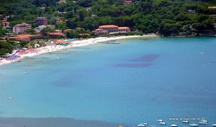 Procchio Elba Karte.Strand Von Procchio Strande Auf Der Insel Elba