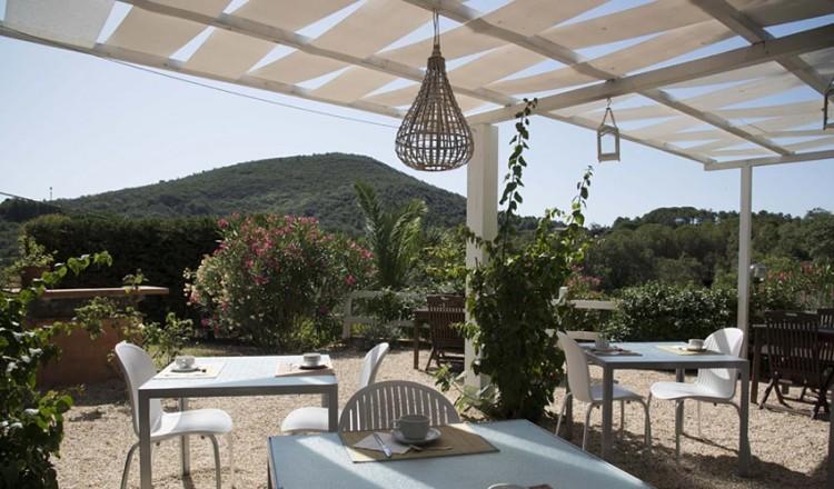 Hotel Etrusco, Elba