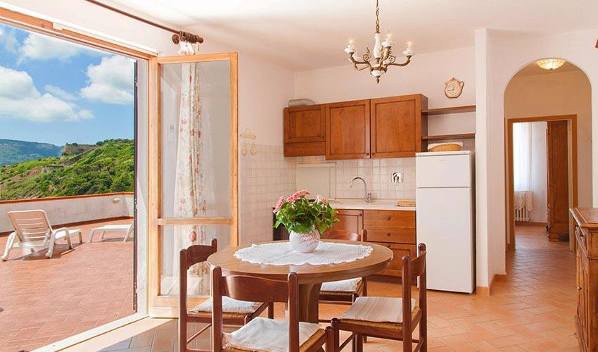 Appartamenti Carmignani, Elba