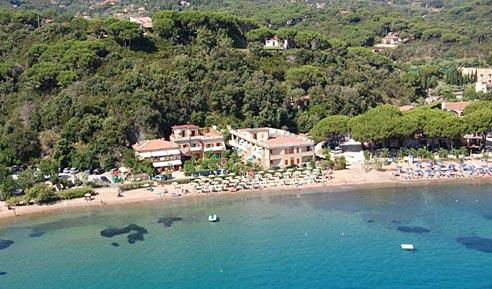 Appartamenti Le Acacie, Elba