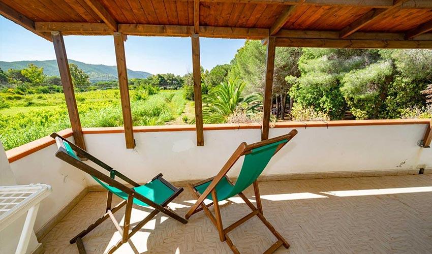 Appartamenti Giuliana ed Evandro, Elba