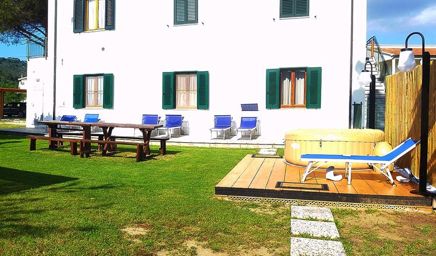 Appartamento Pineta 1, Elba