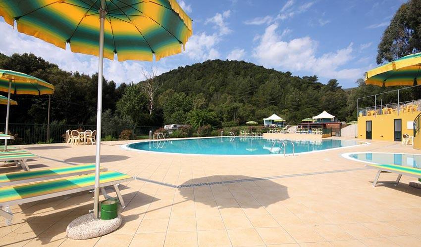 Camping Canapai, Elba