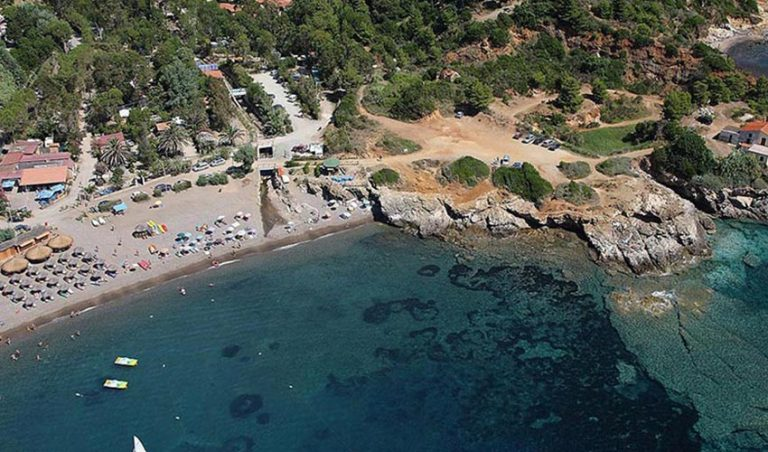 Camping Reale, Elba