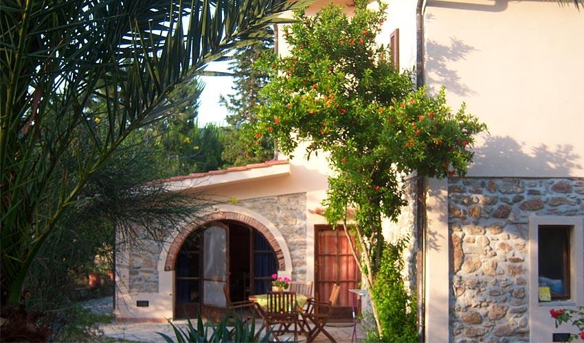 Casa Scala, Elba