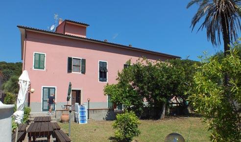 Casale al Mare, Elba