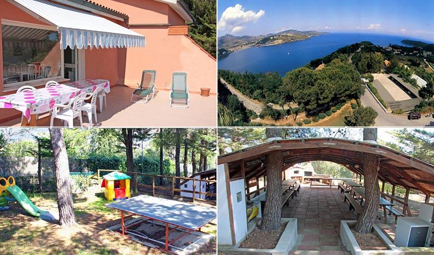 Elba Residence, Capoliveri
