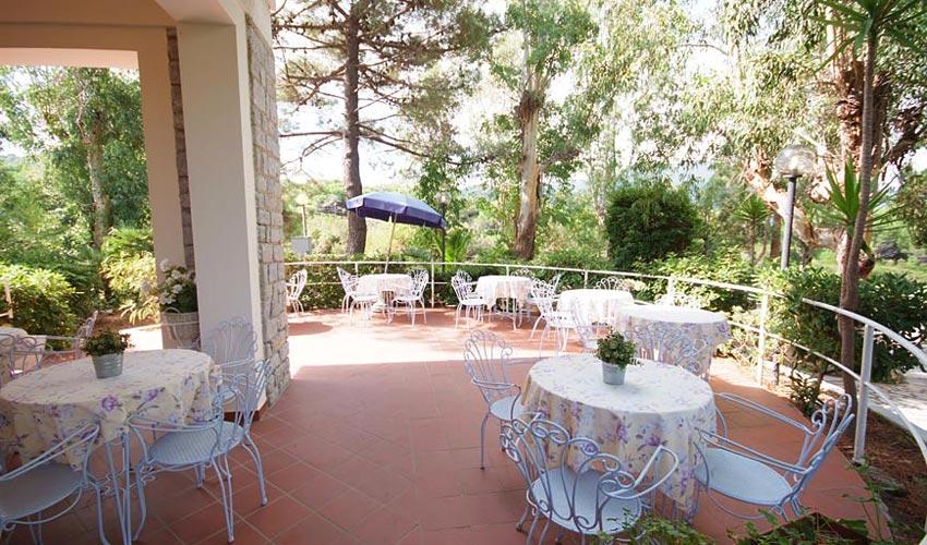 Hotel Brigantino, Elba