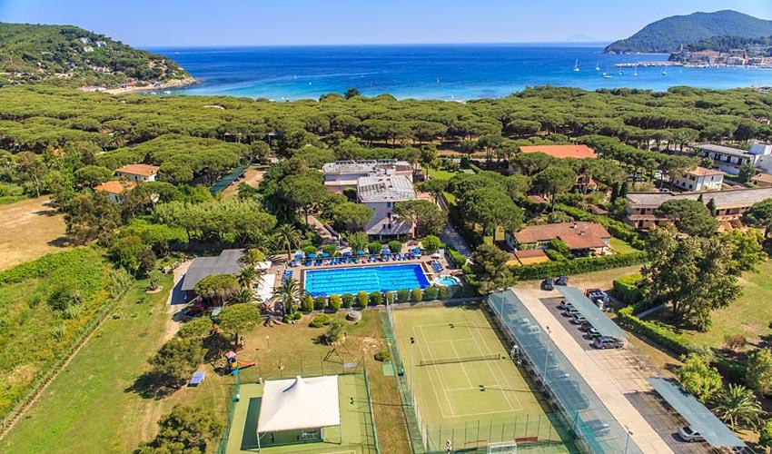 Hotel dei Coralli, Elba