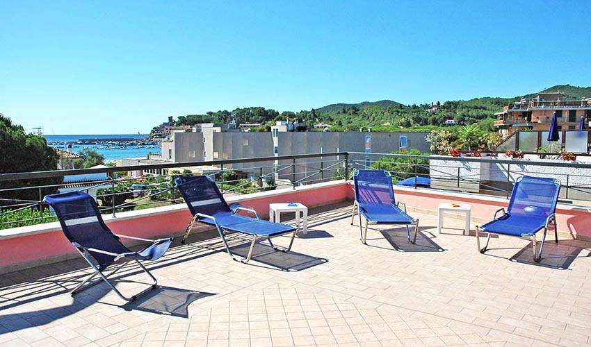 Hotel Mistral, Elba