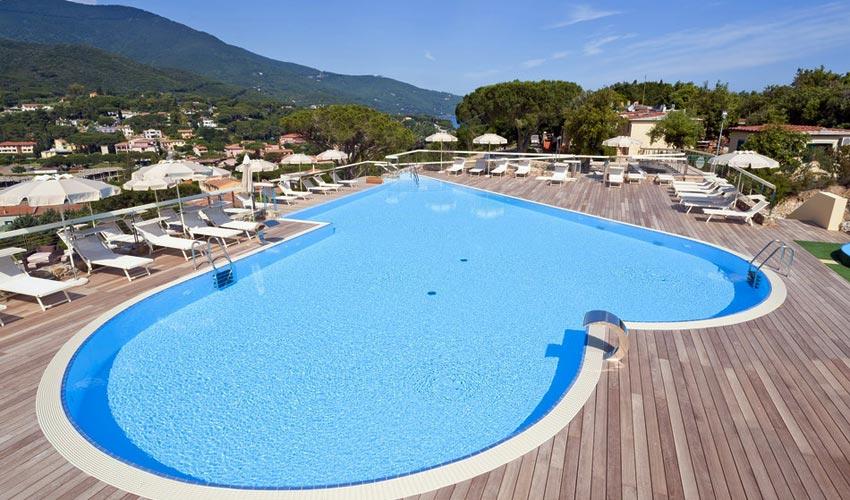 Hotel La Perla del Golfo, Elba
