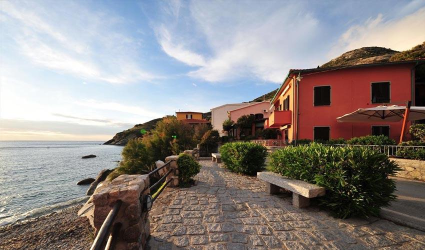 Hotel Sardi, Elba