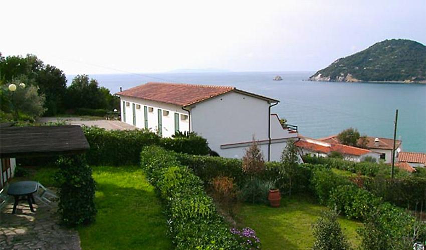 Hotel Scoglio Bianco, Elba