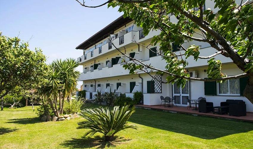 Hotel Tamerici, Elba