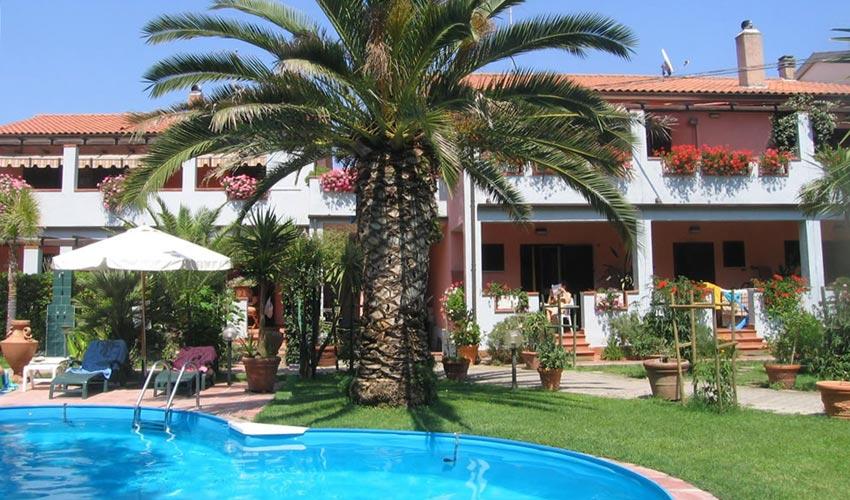 Residence dei Fiori, Elba