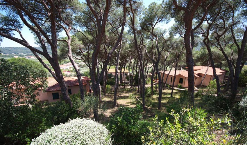 Residence della Luna, Elba
