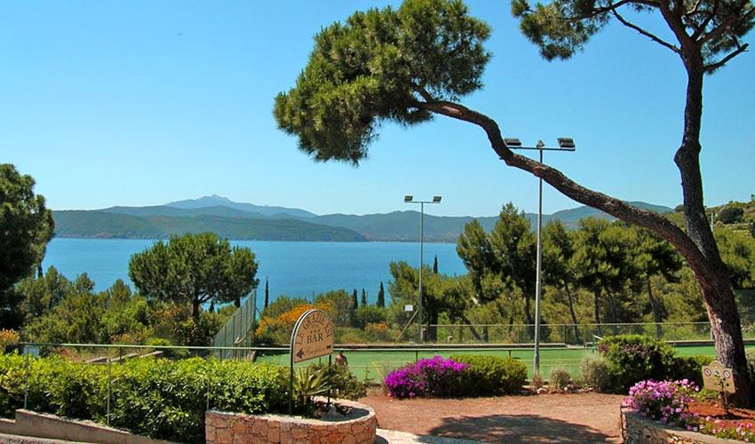 Residence Le Grazie Est, Elba