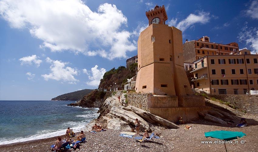 Spiaggia della Torre, Elba