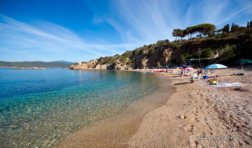 Spiaggia di Barabarca, Elba