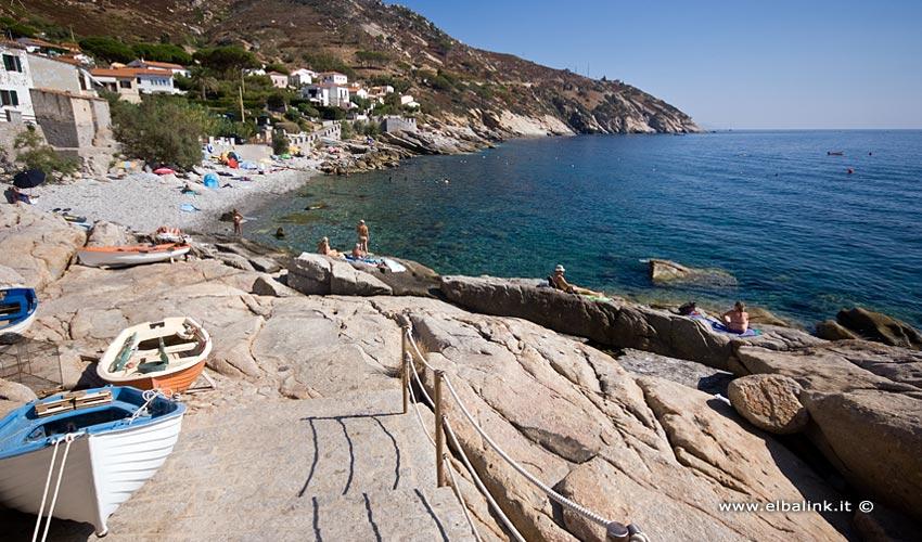 Spiaggia di Chiessi, Elba