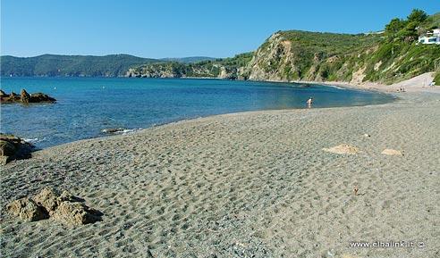 Spiaggia di Norsi, Elba