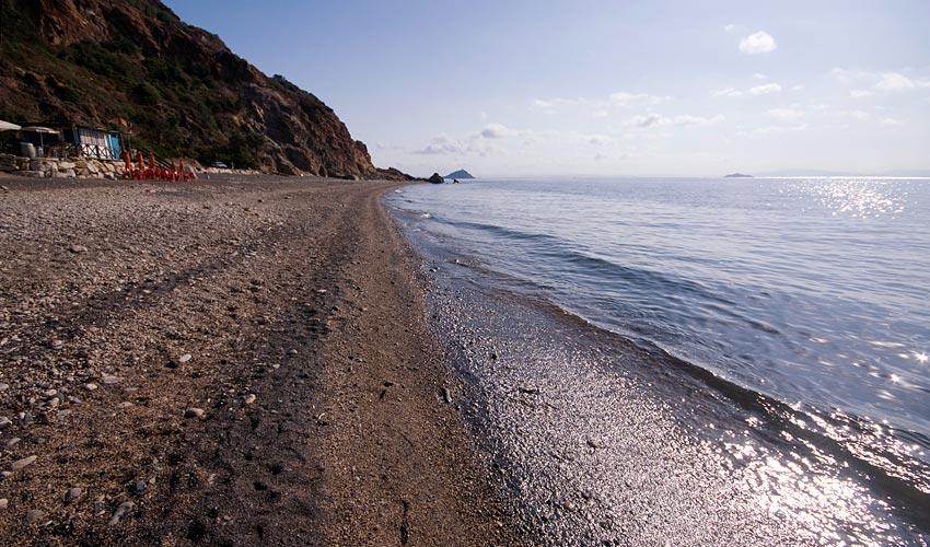 Spiaggia di Topinetti, Elba