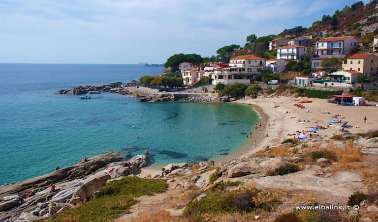 Seccheto, Elba