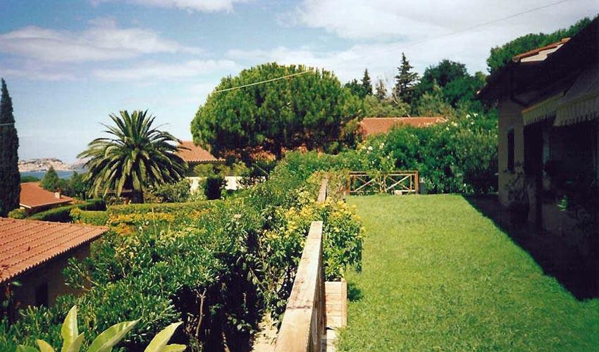 Villa Golfo Magazzini, Elba