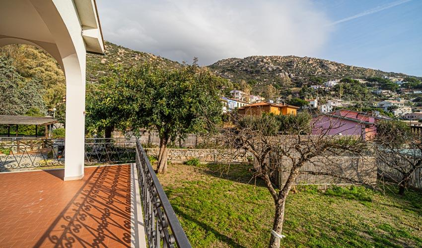 Villa La Chiusa, Elba