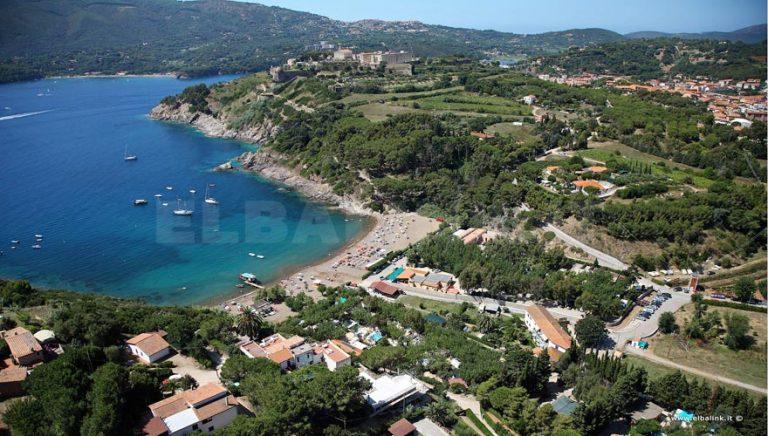 Villetta Barbarossa, Elba