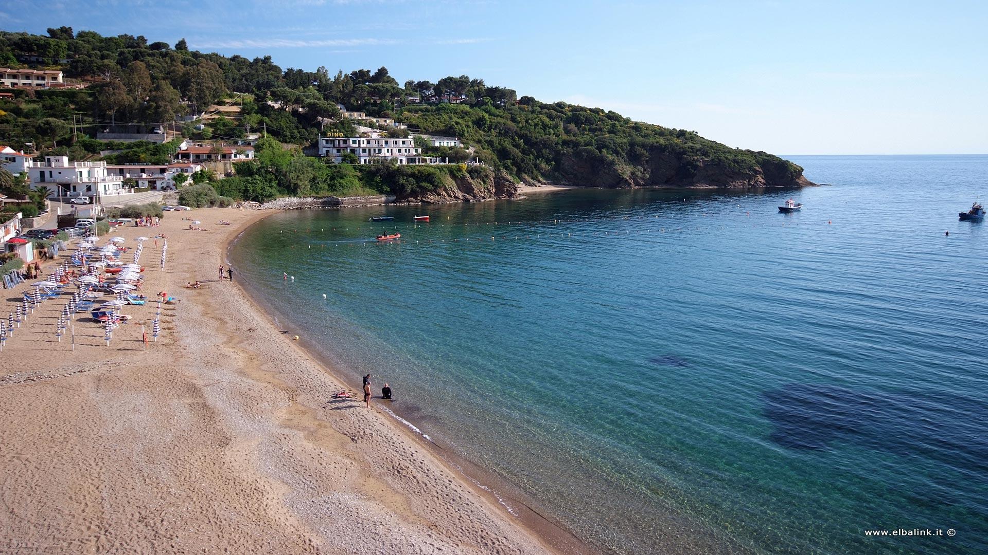 Pareti Fotografie : Strand von pareti in capoliveri strände insel elba