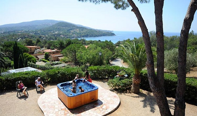 Villa Capitorsola, Elba