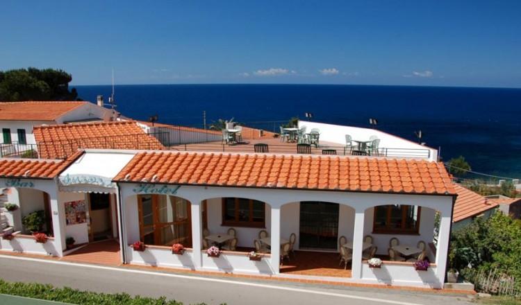 Hotel Aurora, Elba